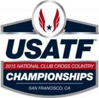 2015 Natl. Club XC Champs logo