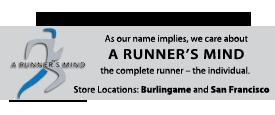 A Runner's Mind banner