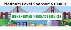 Irene Insures banner logo