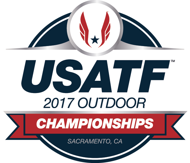 2017 USATF Outdoor TF Champs logo