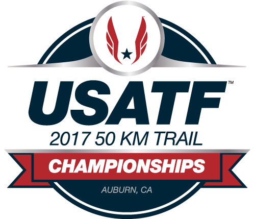 2017 USATF Trail 50K Champs logo
